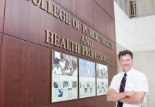 Robert Cook named UF Research Foundation Professor for 2013-2016