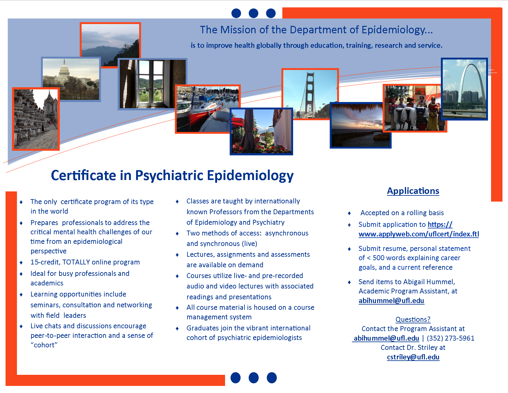 CPE Program Brochure